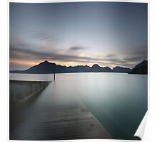 Elgol at Sunset Poster