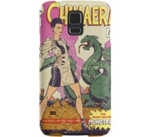 Chimaera comic book  Samsung Galaxy Case/Skin