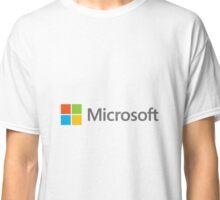 Microsoft Logo Classic T-Shirt