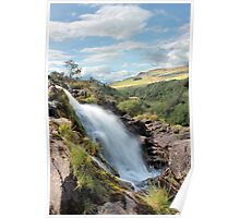 Flow - Loup of Fintry Poster
