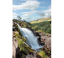 Flow - Loup of Fintry Photographic Print