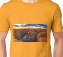 Nice Image of Horseshoe Bend Unisex T-Shirt