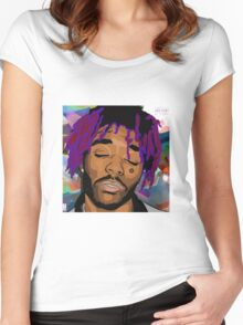 Lil Uzi Vert Women's Fitted Scoop T-Shirt