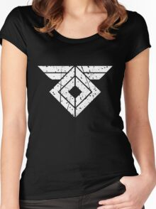 THE WARMIND - PAST Women's Fitted Scoop T-Shirt