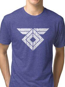 THE WARMIND - PAST Tri-blend T-Shirt
