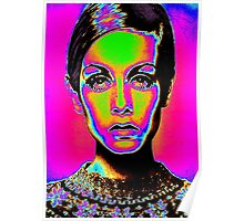 Pop Art fashion Poster