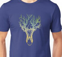 Deer Tree ase  Unisex T-Shirt
