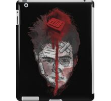 fight club rules iPad Case/Skin