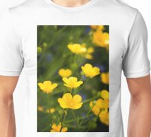 Soft Buttercups Unisex T-Shirt