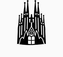 Barcelona Sagrada Familia Unisex T-Shirt