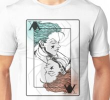 Hisoka card Unisex T-Shirt