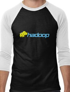 apache hadoop framework bigdata Men's Baseball ¾ T-Shirt