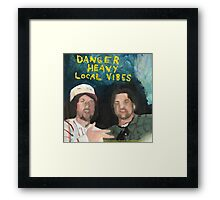 Jim Fallon | The West of Lincoln Project  Framed Print