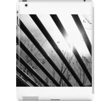 Locked away from the sun iPad Case/Skin
