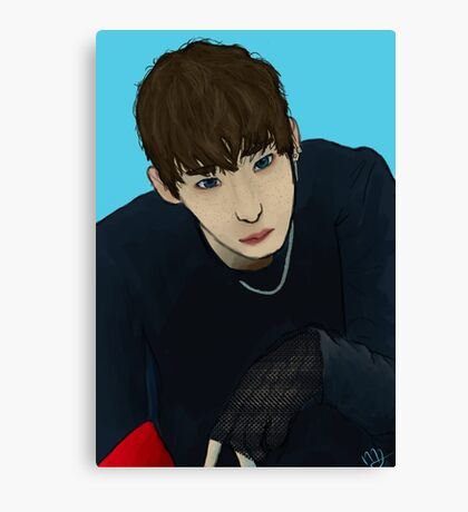 Dynamite Taekwoon  Canvas Print