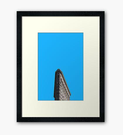 Flati Framed Print