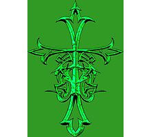 ASIAN RENAISSANCE GREEN CROSS  Photographic Print