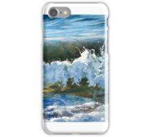 The wave 2 iPhone Case/Skin