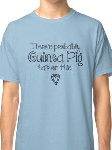Guinea pig love Classic T-Shirt