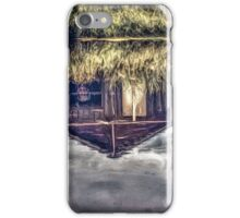 Pond Cabin iPhone Case/Skin