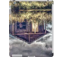 Pond Cabin iPad Case/Skin