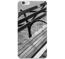 Sit Awhile  iPhone Case/Skin