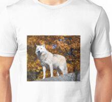 Loup Arctique Unisex T-Shirt