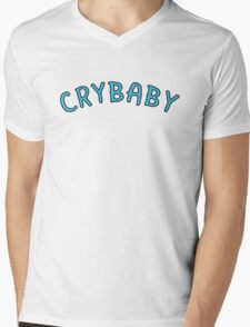 Cry Baby Mens V-Neck T-Shirt