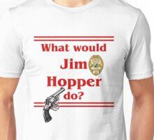 Jim Hopper - Stranger Things Unisex T-Shirt