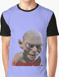 My Precious Gollum Graphic T-Shirt