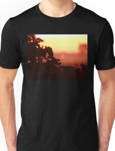 Grape Vines at Dusk Unisex T-Shirt
