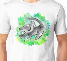 Watercolor Simba Unisex T-Shirt