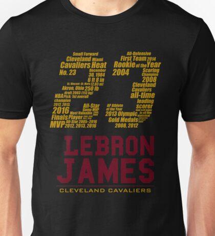 lbj23 Unisex T-Shirt