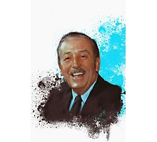Walt Disney Photographic Print