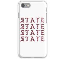 I FEEL LIKE FLORIDA STATE iPhone Case/Skin