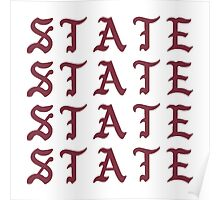 I FEEL LIKE FLORIDA STATE Poster