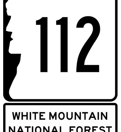 NH 112 -  White Mountain National Forest - New Hampshire  Sticker