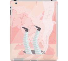 Alice And The Rabbit Hole iPad Case/Skin