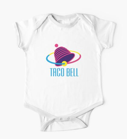 Taco Bell 2032 Kids Clothes