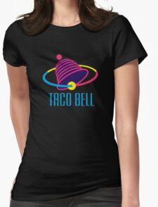 Taco Bell 2032 Womens Fitted T-Shirt