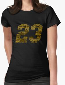 23 Womens Fitted T-Shirt