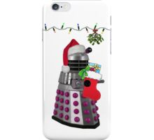 Ding dong  - Christmas calling iPhone Case/Skin