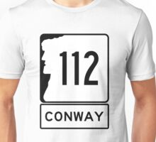 NH 112 -  Conway New Hampshire  Unisex T-Shirt