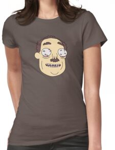 Ants In My Eyes Johnson Womens Fitted T-Shirt
