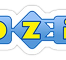 apache oozie workflow sheduler hadoop Sticker