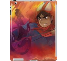 Fear and Anger iPad Case/Skin