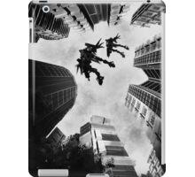 Mecha Flight iPad Case/Skin