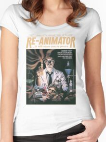 Re-Animator Tshirt! Women's Fitted Scoop T-Shirt