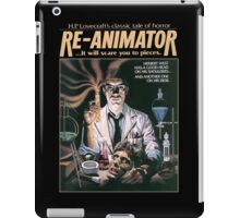 Re-Animator Tshirt! iPad Case/Skin