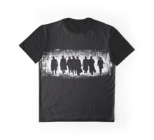 Peaky Blinders Gang Graphic T-Shirt